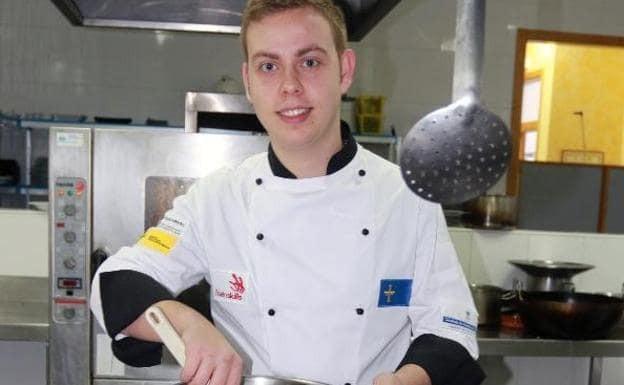 cuoco in Danimarca