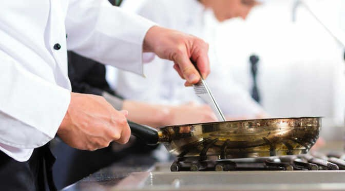 Offerta di lavoro come sous chef in Irlanda