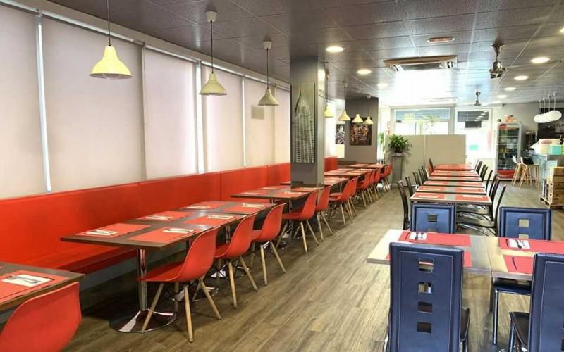 cedesi bar/ristorante a Madrid