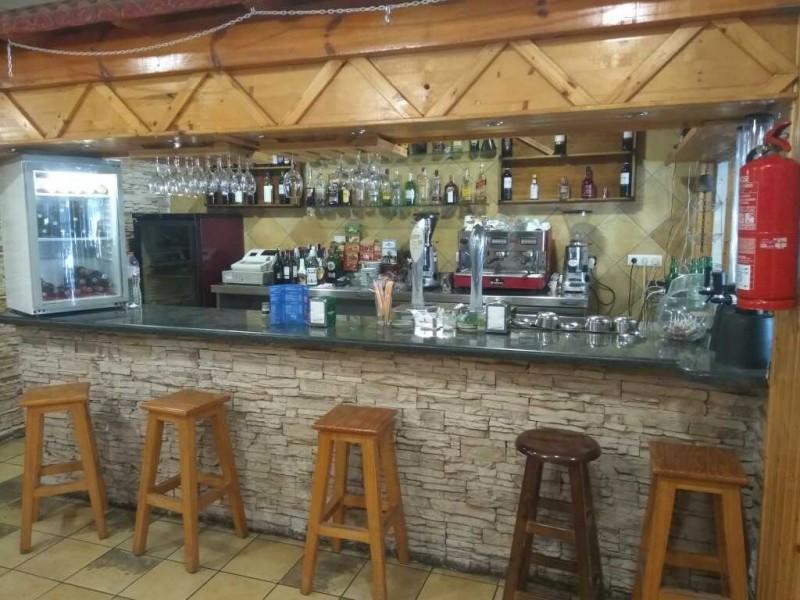 BEL Cafe Bar IN VENDITA situato nel centro storico di Benidorm
