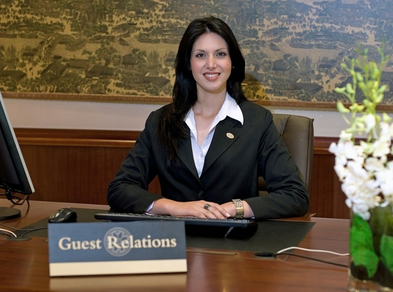Guest Relations Agent in Greece